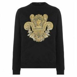 Versace Medusa Emblem Sweatshirt