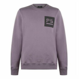PS by Paul Smith Square Crew Sweatshirt
