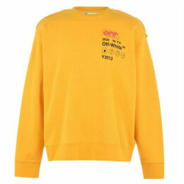 Off White Industrial Sweatshirt