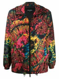Dsquared2 tie dye sports jacket - Pink
