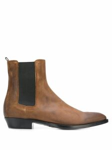 Buttero Chelsea ankle boots - Brown