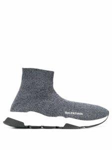 Balenciaga Speed sock sneakers - Black
