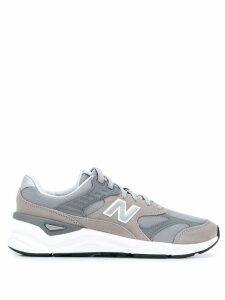 New Balance 247 logo patch low top sneakers - Grey
