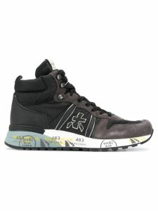 Premiata Jeff hiking boots - Black