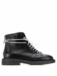 Marsèll lace-up ankle boots - Black