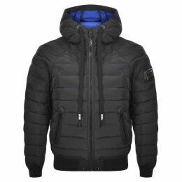 Diesel W Oblosky Padded Jacket Black