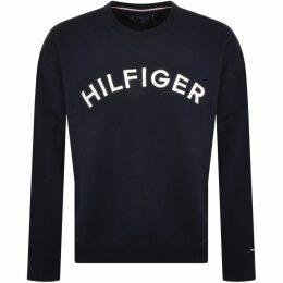 Tommy Hilfiger Stretch Harrington Jacket Navy