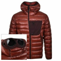CP Company Padded Jacket Red