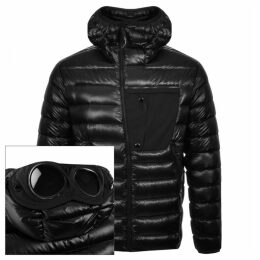 CP Company Padded Jacket Black