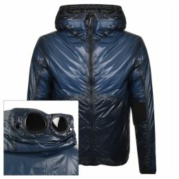 CP Company Padded Jacket Blue