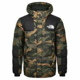 The North Face Deptford Down Jacket Khaki
