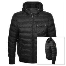 Belstaff Streamline Down Jacket Black