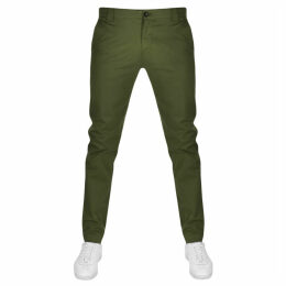 Tommy Jeans Scanton Slim Chinos Green