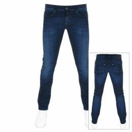 G Star Raw Revend Skinny Jeans Blue