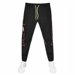 adidas Originals Logo Track Pants Black