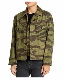 Eastlogue Camo Military Jacket