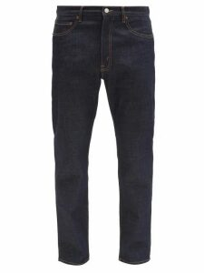 Jeanerica Jeans & Co. - Tapered Raw Denim Jeans - Mens - Denim