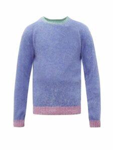 Howlin' - Captain Harry Wool Sweater - Mens - Purple
