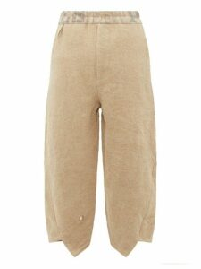 By Walid - Artem Canvas Trousers - Mens - Cream