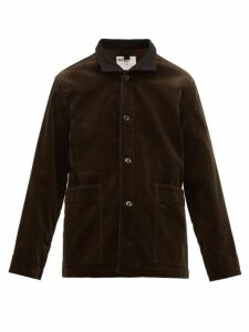 Mhl By Margaret Howell - Heavyweight Corduroy Jacket - Mens - Brown