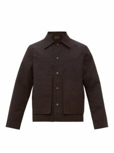 Craig Green - Crepe Worker Jacket - Mens - Black