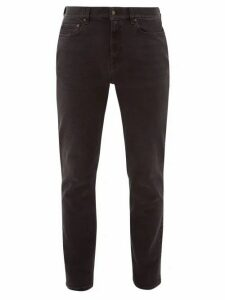 Jeanerica Jeans & Co. - Sm001 Cotton Blend Slim Leg Jeans - Mens - Black