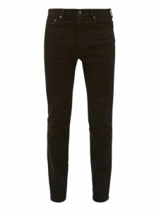 Jeanerica Jeans & Co. - Sm001 Cotton Blend Slim Leg Jeans - Mens - Black