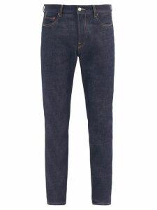 Jeanerica Jeans & Co. - Sm001 Cotton Blend Slim Leg Jeans - Mens - Denim