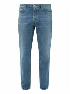 Jeanerica Jeans & Co. - Lm009 Cotton Blend Tapered Leg Jeans - Mens - Denim