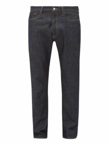Jeanerica Jeans & Co. - Cm002 Cotton Blend Straight Leg Jeans - Mens - Denim
