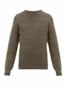 Oliver Spencer - Blenheim Wool Sweater - Mens - Grey