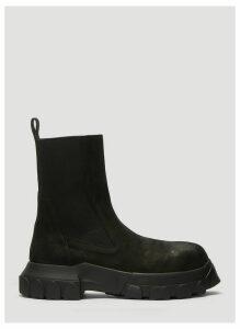 Rick Owens Bozo Beetle Boots in Black size EU - 40