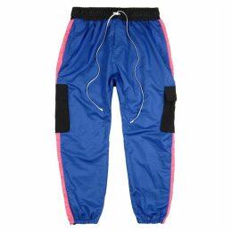 Daniel Patrick Parachute Panelled Shell Sweatpants