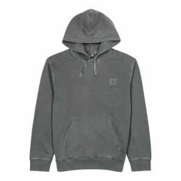 Carhartt WIP Sedona Faded Black Cotton Sweatshirt