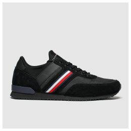 Tommy Hilfiger Black Tj Iconic Sock Runner Trainers