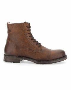 Jack & Jones Russel Leather Boot