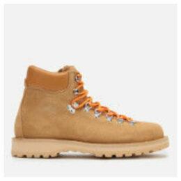 Diemme Men's Roccia Vet Suede Hiking Style Boots - Beige