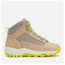 Diemme Men's Cortina Nubuck Hiking Style Boots - Sand