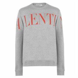 Valentino Logo Sweatshirt