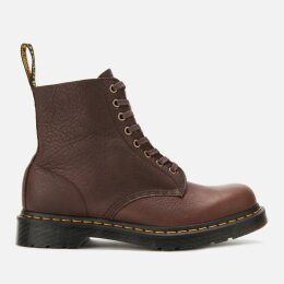 Dr. Martens Men's 1460 Ambassador Soft Leather Pascal 8-Eye Boots - Cask - UK 11 - Brown