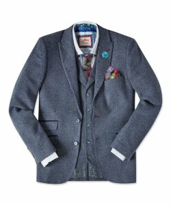 Terrific Textured Blazer