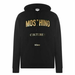 Moschino New Couture Over The Top Hoodie