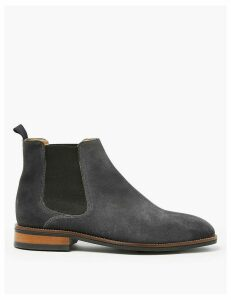 M&S Collection Suede Chelsea Boots