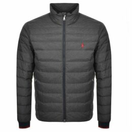 Ralph Lauren Holden Down Jacket Grey