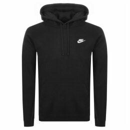 Nike Club Hoodie Black