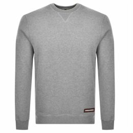 DSQUARED2 Crew Neck Sweatshirt Grey