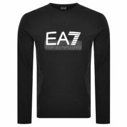 EA7 Emporio Armani Visibility Sweatshirt Black