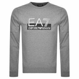 EA7 Emporio Armani Visibility Sweatshirt Grey