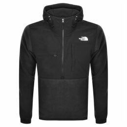 The North Face Denali Fleece Anorak Jacket Black