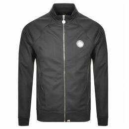 Pretty Green Full Zip Track Top Grey